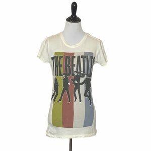 The Beatles cotton short sleeve T-Shirt -S
